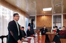 越南驻乌克兰大使阮宏石对乌南部各省进行工作访问