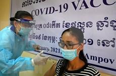 菲律宾单日新增新冠肺炎确诊病例9838例柬埔寨新增96例确诊病例