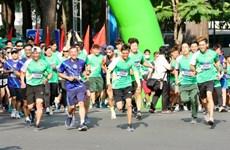 2021年奥林匹克跑步日在胡志明市举行 吸引5000名跑者参加