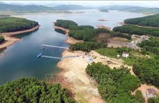 越南国家水资源监控网络系统的建设工作计划于2030年完成