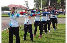 2021年全国优秀射箭运动员锦标赛正式开赛