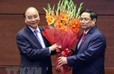 新媒高度评价越南新一届领导人