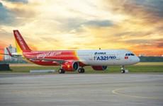 越捷航空获批运营飞往富国的5条航线