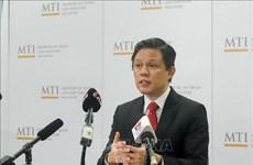 新加坡批准东盟服务贸易协议