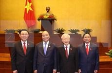 墨西哥高度评价越南健全领导班子