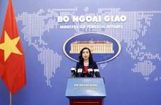 外交部例行记者会:越南坚持独立、自主和多边化的对外路线