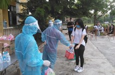 新冠肺炎疫情:9日上午越南新增1例输入性病例