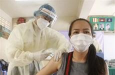新冠肺炎疫情:柬埔寨单日新冠肺炎确诊病例数量创下新高