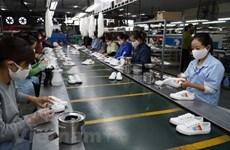 今年第一季度越南鞋类产品出口额增长13.5%