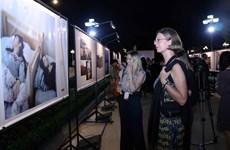 国际新闻图片展在胡志明市举行