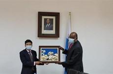 越南与莫桑比克进一步加强教育合作关系