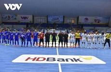 2021年HDBank杯室内五人制足球全国锦标赛决赛轮开幕