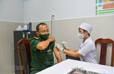 11日上午越南无新增新冠肺炎确诊病例