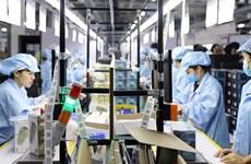 广宁省大力发展加工制造业