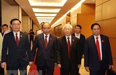 越南驻意大利都灵名誉领事深信越南新领导班子将继承前任领导的长处与优点