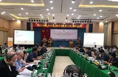 """""""提高越南制度执行力和城市发展水平""""项目正式启动"""