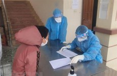 新冠肺炎疫情:越南新增7例输入性病例