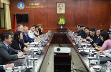 越南与美国合作促进负责任农业产业发展