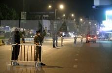 新冠肺炎疫情:柬埔寨首相洪森呼吁民众严格遵守封锁令