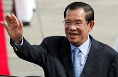 柬埔寨首相将出席在印度尼西亚举行的东盟峰会