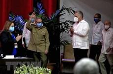 越共中央致电祝贺古巴共产党第八次全国代表大会召开