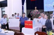 国会与人民议会换届选举:胡志明市第三轮协商会推荐38名国会代表候选人