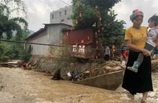 越南政府总理下发通知 要求各地做好暴雨洪涝灾害防御工作