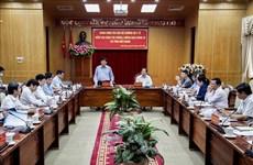 坚江省主动采取措施  防止新冠肺炎疫情传入越南境内