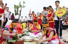 富寿省接待前来上香缅怀历代雄王的游客量超过6万人次