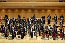 越南数百多名顶级演奏家将在南北两地施展才艺