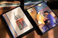 从书籍和艺术中了解河内一道文化风景线