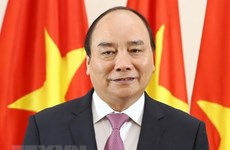 越南国家主席阮春福将出席气候峰会并发表讲话
