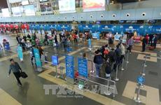 4•30和5•1假期:河内内排国际机场的游客吞吐量有望创新纪录