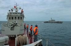 联合巡逻活动为维护祖国西南边海域的和平与稳定环境做出重要贡献