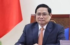 越南政府总理范明政将出席东盟领导人会议