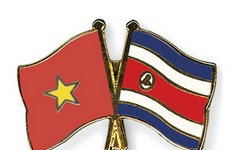 越南领导人致电祝贺越南与哥斯达黎加共和国建交45周年
