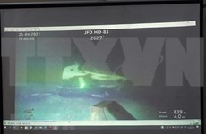 印尼潜艇失事事件:印尼向国际求助打捞潜艇残骸