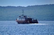 印尼潜艇沉没事故:已确定潜艇的位置  艇上53人全部遇难