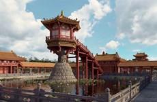 通过3D虚拟技术还原金碧辉煌的李朝宫廷建筑