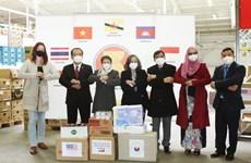 捷克东盟委员会向受新冠疫情影响的捷克居民提供援助