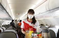 越捷航空推出新促销活动:快乐健康生活  乘机安全出行