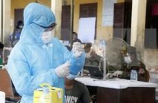 新冠疫情:凝心聚力 为老印柬抗击疫情开展爱心捐款活动