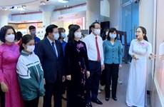 喜迎首次国会普选75周年专题展在北宁省举行