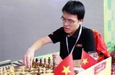 越南国际象棋特级大师黎光廉代替苏珊·波尔加成为美国韦伯斯特大学国际象棋队主教练