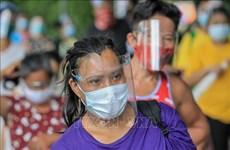 老挝和菲律宾新增新冠肺炎确诊病例继续增加 柬埔寨新冠疫苗接种人数达180万余人