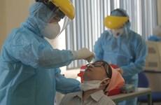 5月14日中午 越南新增16例本土病例