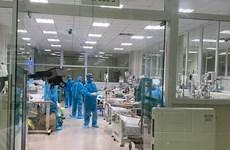 越南新增一例因严重基础疾病而死亡的新冠肺炎病例