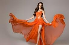 越南佳丽入围2020年环球小姐大赛21强