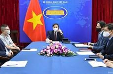 越南建议英国考虑转让新冠疫苗生产技术