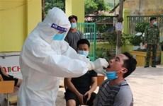 5月20日中午越南新增44例本土病例